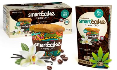 Smartcakes and Smartbuns Hemp CBD Products by Smart Baking Company