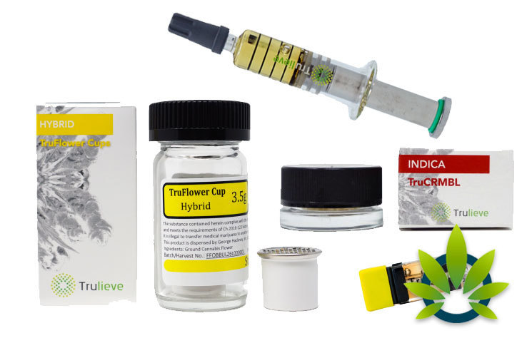 Trulieve: Licensed Medical Cannabis Products with Range of CBD Oils