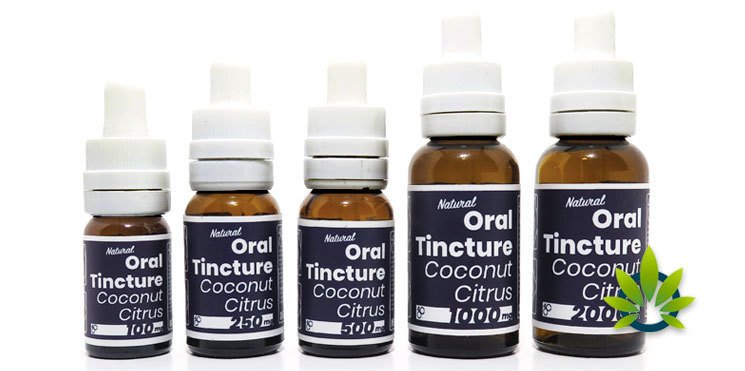 4 corners cannabis oral tinctures