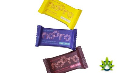 A Look at Nooro's Latest Launch of New CBD Nootropic Snack Bars