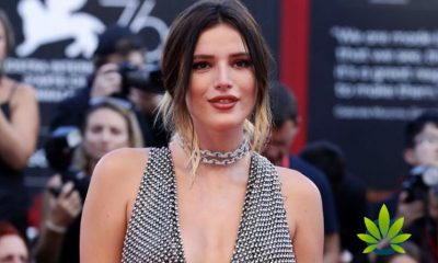 Cannabis Supporter Bella Thorne Launches Forbidden Flowers CBD Brand with Glass House Farms