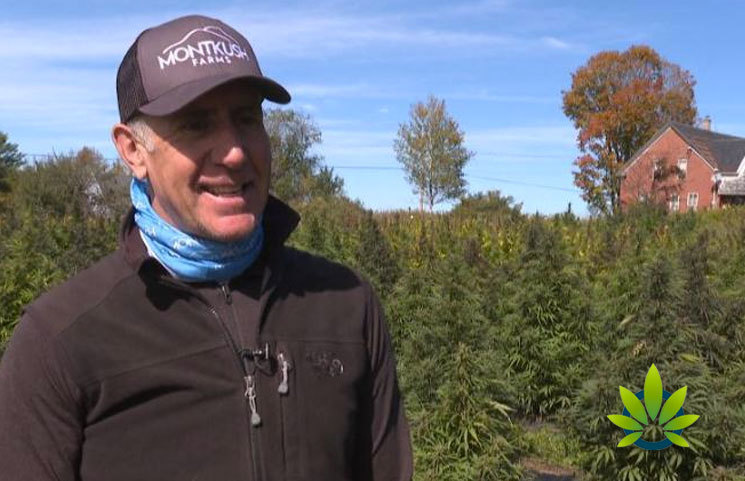Anthony Sullivan Starts 'MontKush' Hemp CBD Farm for His Daughter's Rare Condition