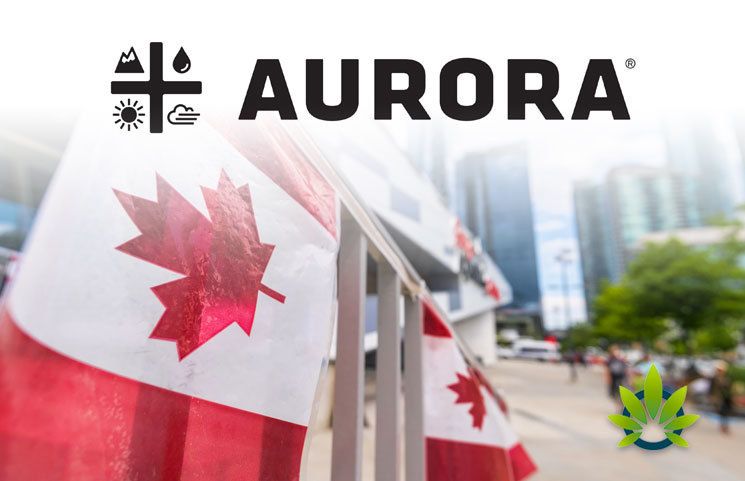 Canadian Cannabis Act Ages to One, Aurora Prepares for the Launch of Diverse Products