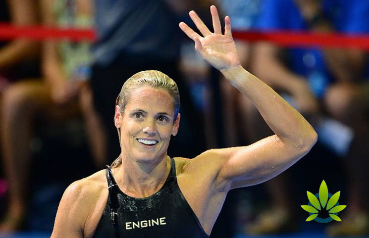 Dara Torres Credits CBD to Her Overcoming an Eating Disorder, Despite Missing 2012 Olympics