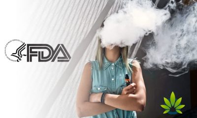 FDA Issues Consumer Warning to Stop All THC Vaping Product Use Due to Lung Illness Concerns
