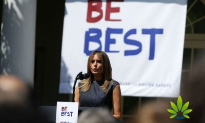 First-Lady-Melania-Trump-Pushes-for-E-Cig-Companies-to-Stop-Targeting-Teenagers