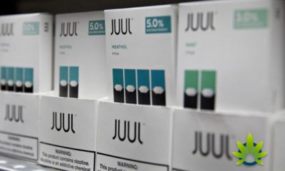 Former Executive at Juul Labs Claims the Company Sold Out Contaminated Vape Pods