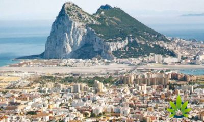 Gibraltar Becomes the Latest Territory to Legalize Medical Marijuana in Europe
