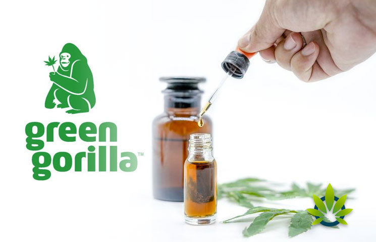 Green Gorilla Debuts Three USDA NOP Certified Full-Spectrum CBD Oils