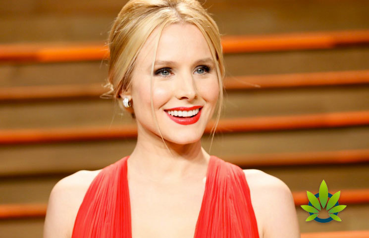 Actress Kristen Bell Uses CBD Oil for Mental Health and to Combat Anxiety