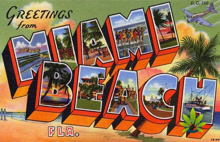 Miami Beach City Has Illegalized Public Smoking of Cannabis and Hemp
