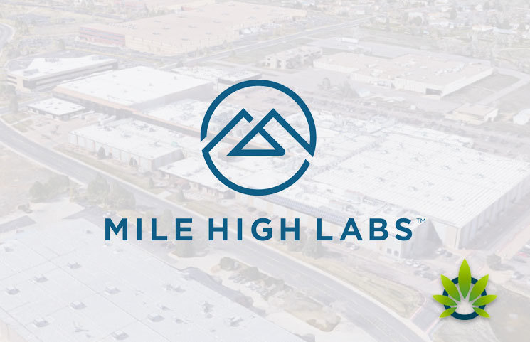 Mile High Labs Upgrades CBD Creation Facility with a 400,000 Square Foot Facility