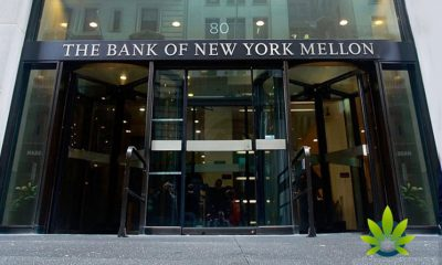New York Mellon Bank Shuts Down Marijuana Stock Purchasing