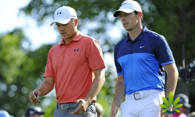 PGA Tour Allows CBD, But Jordan Spieth and Rory McIlroy Are Apprehensive