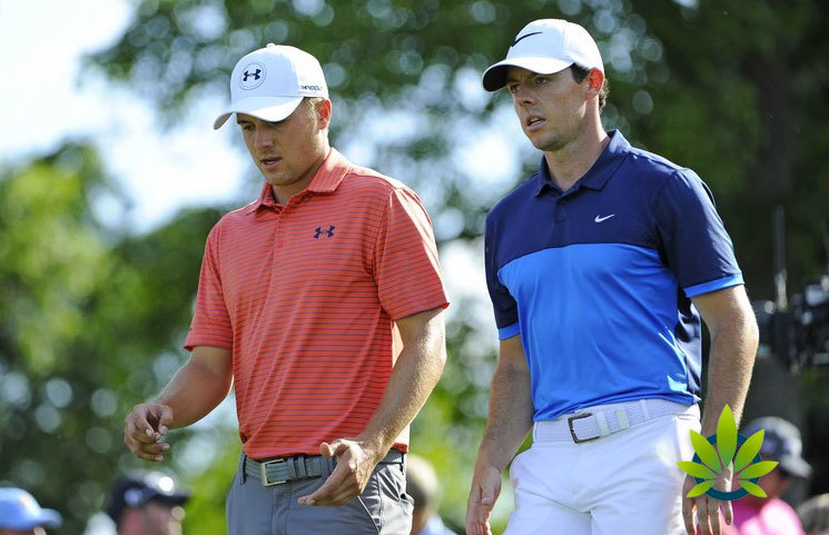 PGA Tour Allows CBD, But Jordan Spieth and Rory McIlroy Are Apprehensive