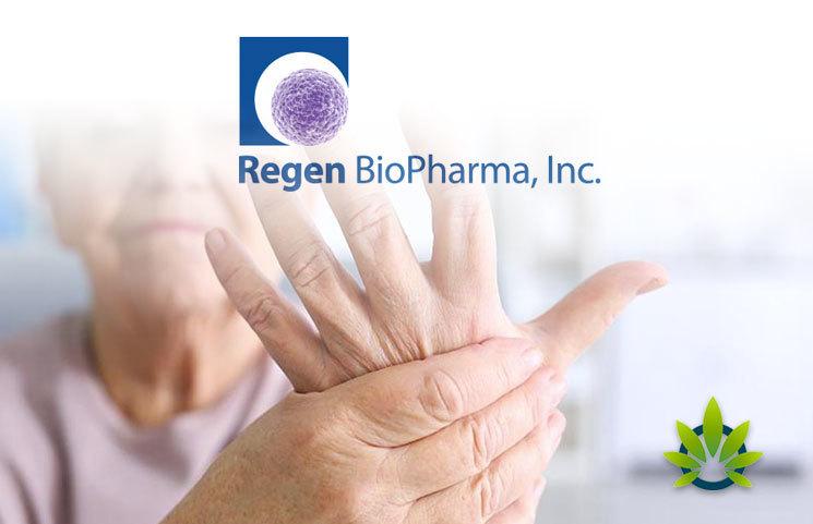 Regen-BioPharma-Announces-Successful-Treatment-of-Rheumatoid-Arthritis-Using-CBD