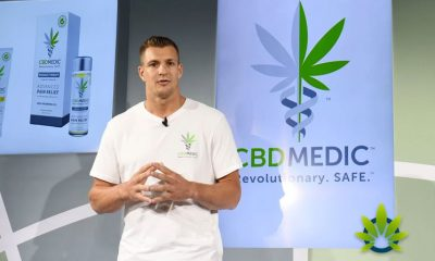 Rob Gronkowski: Athletes Can Use CBD in the NFL Without Failing Drug Test