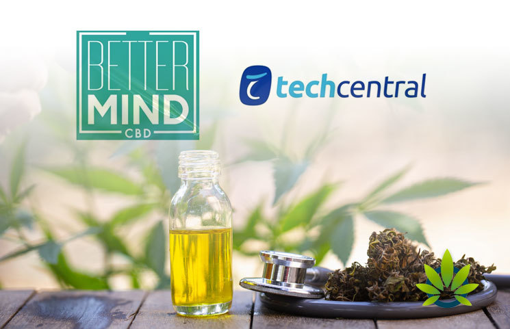 Tech Central (TCHC) Ventures into the CBD Business via Better Mind CBD Brand