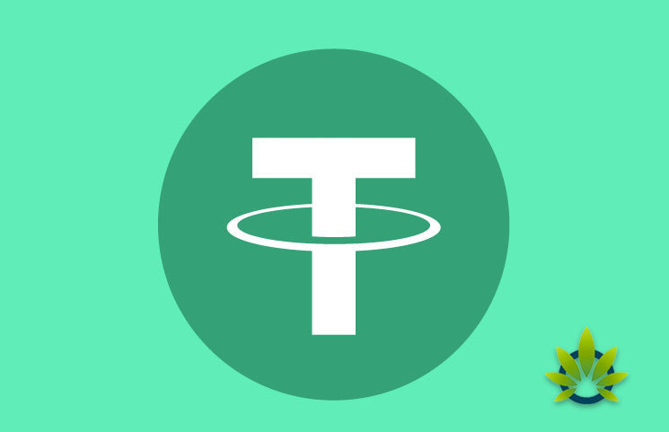 Tether Crypto Coin a Popular Option Even with Weed Shops Despite Controversy