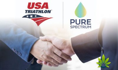 The USA Triathlon and Pure Spectrum Partner for CBD-Related Sponsorship
