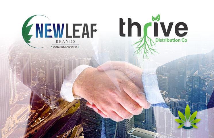 Thrive-Companies-Ltd-and-NewLeaf-Brands-Inc-Partner-Up-for-Denver-Trade-Show