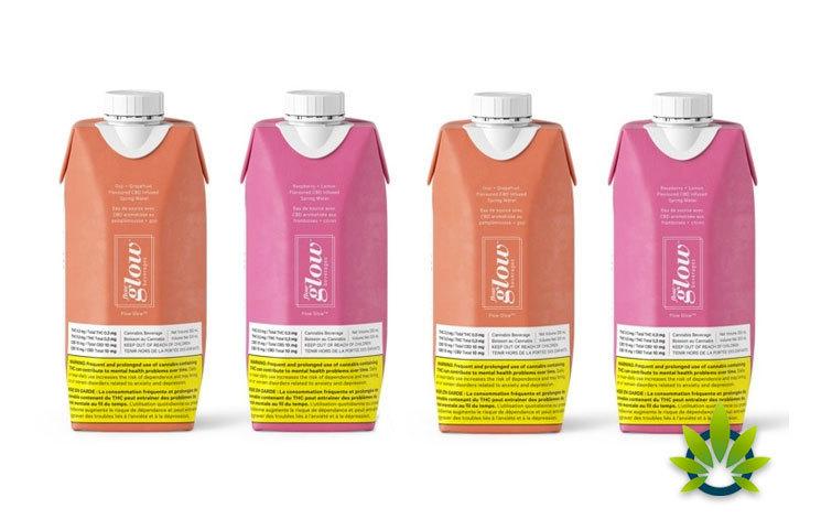 Truss Beverage Releases Flow Glow CBD-Infused Spring Water Brand