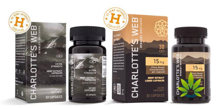 charlottes web cbd capsules