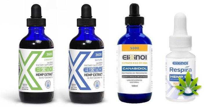 elixinol tincture