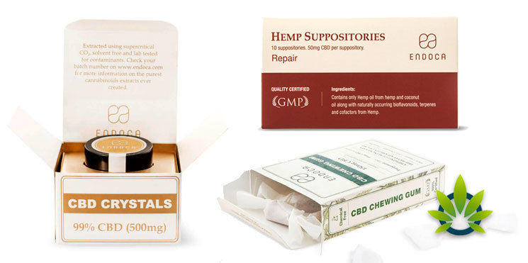 endoca hemp suppositories