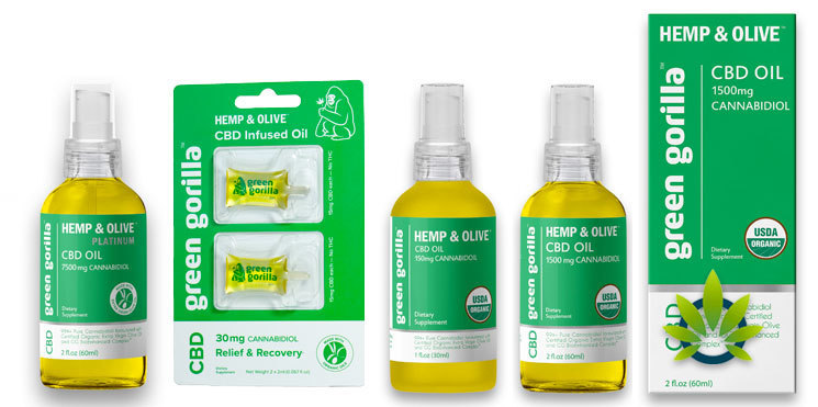 green gorilla cbd oil