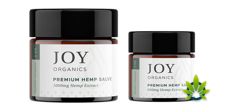 joy organics premium hemp salve