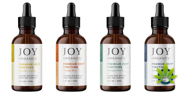 joy organics tinctures