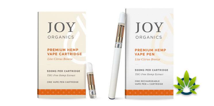 joy organics vape pens