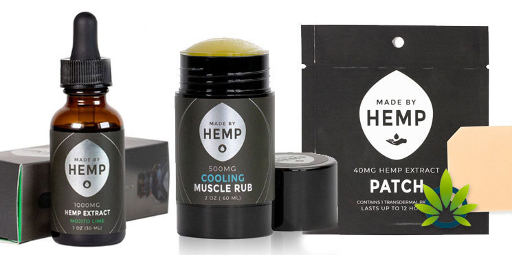 made by hemp products
