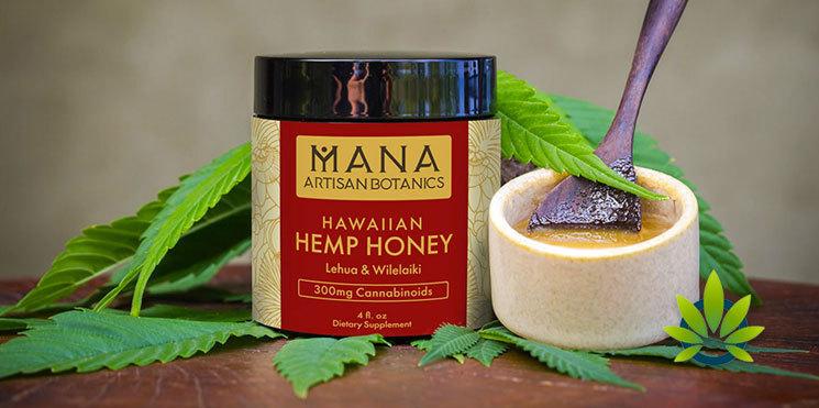 mana artisan botanics honey