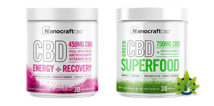 nanocraftcbd supplements