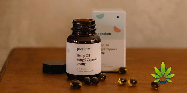 populum hemp capsules