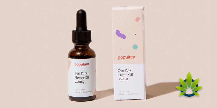 populum hemp oil for pets