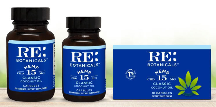 re botanicals capsules