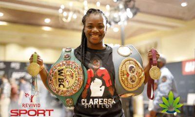 CBD Brand Revivid Sport to Sponsor UFC Champion, Amanda Nunes