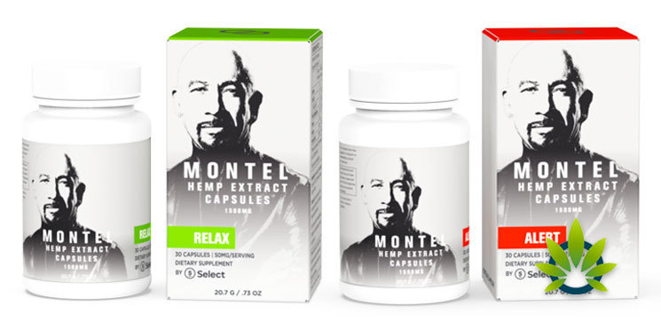 select cbd montel hemp extract