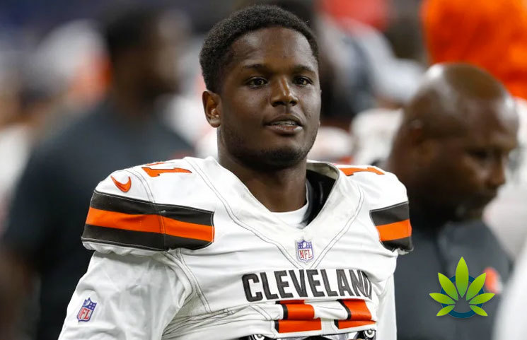 Antonio Callaway Appeals 10-Game Suspension for Tainted CBD Product