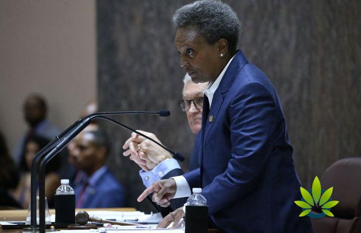 Chicago Mayor Lori Lightfoot Introduces New Guidelines for Marijuana Fines