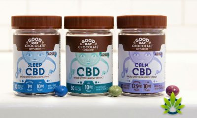 New Line of CBD Chocolate to Be Launched by Good Day Chocolate Available in 2020
