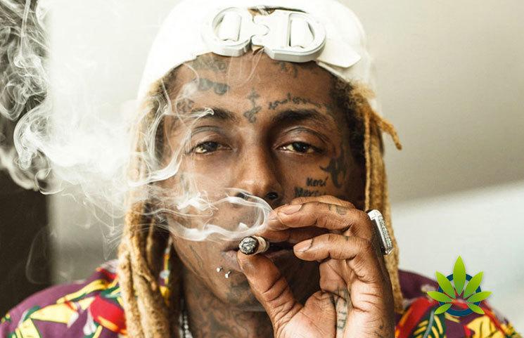 Lil Wayne Launches Cannabis Brand GKUA Ultra Premium with CBD Vape