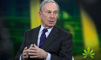 Michael Bloomberg Now Supports Decriminalization of Marijuana