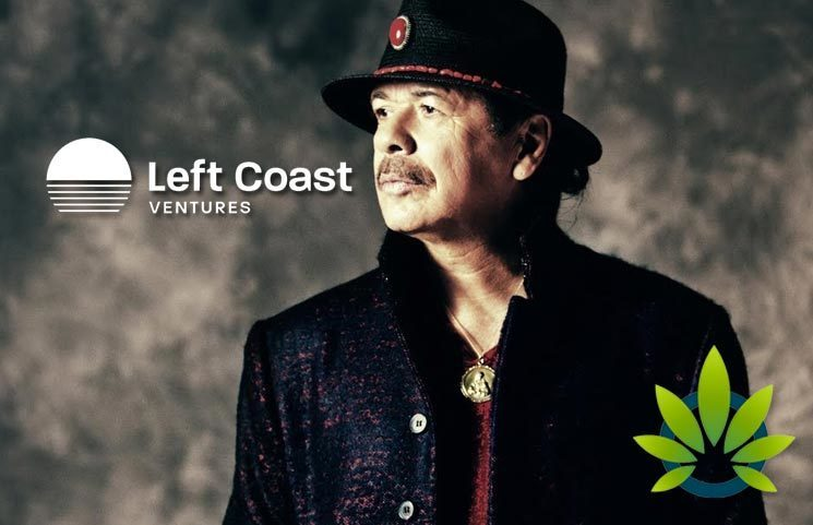 Carlos Santana, Left Coast Ventures to Release Hemp CBD Cannabis Products