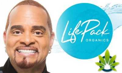 Comedian Sinbad and CBD Wellness Brand Life Pack Organics Partner