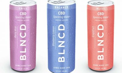 BLNCD Naturals and Big Watt Coffee Partner to Release CBD-Infused Sparkling Water