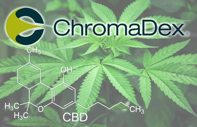 ChromaDex Releases New Cannabinoid (CBD) Reference Standards